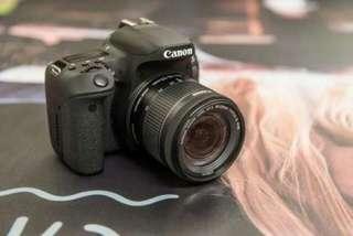 Camera Dslr EOS800D Bisa Dikredit Dp0% Proses 30 Menit