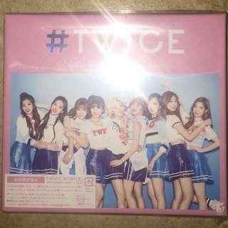 Twice 全新 日版 專輯