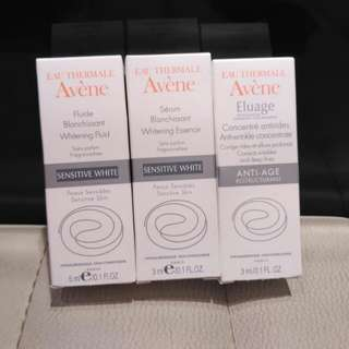 Paket avene EAU Thermal seri whitening