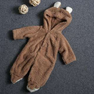 Baby Bear Jumpsuits