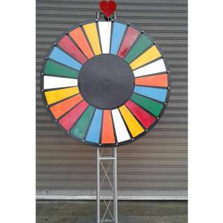 Wheel of Fortune for Rent!
