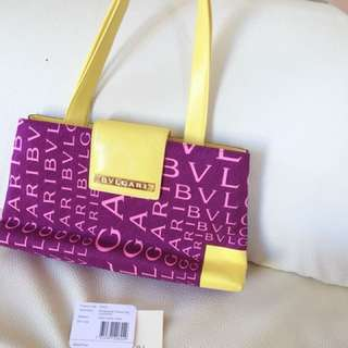💯Authentic BVLGARI handbag