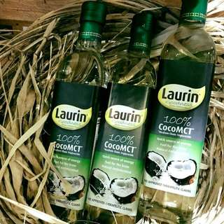 Laurin MCT Coconut Oil