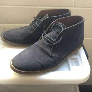 Suede Topman Boots