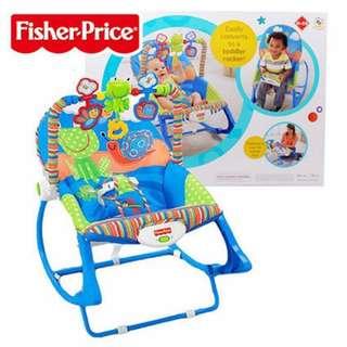 Fisherprice Rocker (Blue)