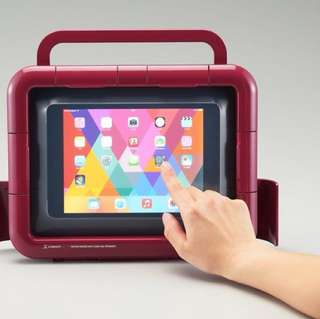 防水iPad殼 Twinbird Japan