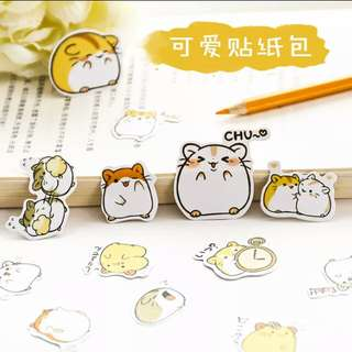 Hamster Stickers💓💓💓💓