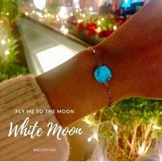 月球夜光手鏈