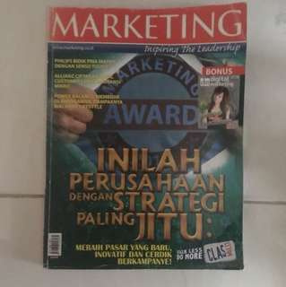 Marketing Inspiring the Leadership