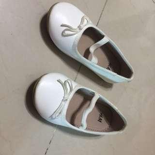 Flower Girl's Shoe