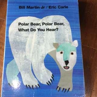 Pre-loved eric carle board book