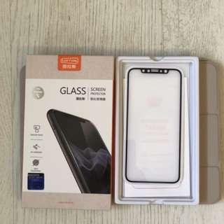 Iphone x 全屏玻璃保護膜