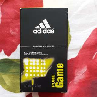 Adidas Pure Game Eau de toilette Cologne