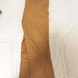 """全新"""" G2000 棕色長褲"""