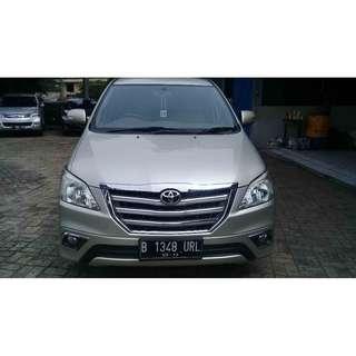 Toyota Kijang Innova V Diesel AT 2014