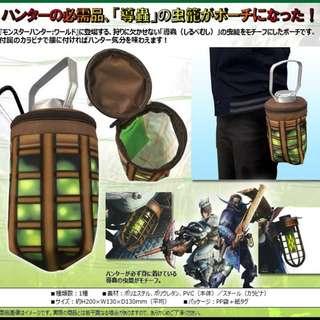 【預購Pre-Order】【日版Japan Verson】Monster Hunter World 真人用 1/1 腰掛 導蟲の虫籠
