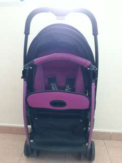 sweet cheery akida baby stroller