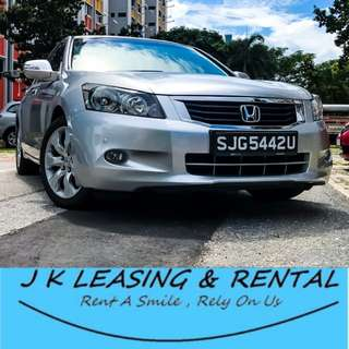 *HOT ITEM PROMO* HONDA ACCORD UBER GRAB SEDAN HATCHBACK MPV SUV RENT RENTAL PROMO