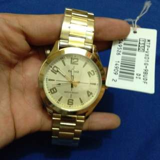 Authentic Casio Watch For Men