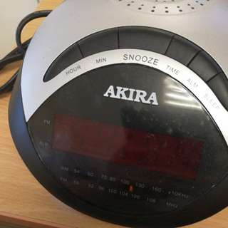 radio and alarm for serious buyer only