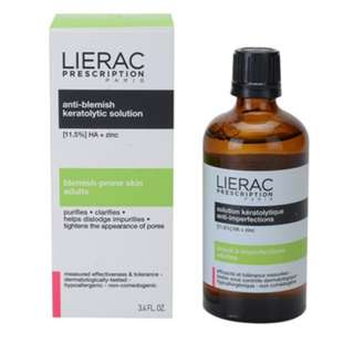LIERAC  Prescription Anti-Blemish Solution 100ml