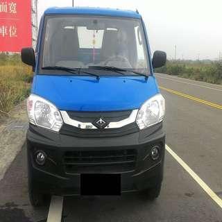 小發財車2015年中華菱利1.3汽油貨車