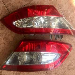 Honda City Lampu Belakang