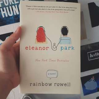 Eleanor & Park by Rainbow Rowell (New York Times Bestseller)