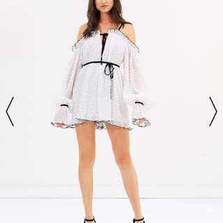Alice McCall Sweet Caroline playsuit