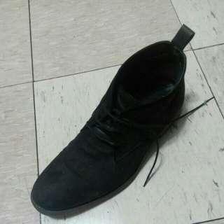 黑色(腳眼)boot