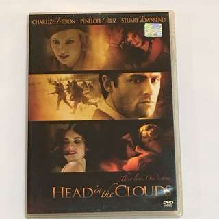 1DVD•30% OFF GREAT CNY GIFT/SALE {DVD, VCD & CD} Three lives. One destiny : HEAD in the CLOUDS - DVD