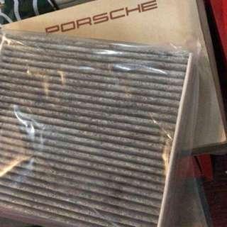 Porsche Cabin aircon filter for Panamera etc.