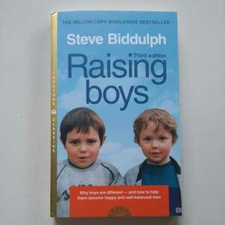 BN: Raising Boys (3rd Ed) by Steve Biddulph