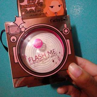 Cathy Doll Flash me Highlighter [Gold Lights]