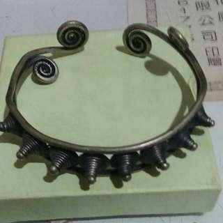 🚚 老件藏銀手環