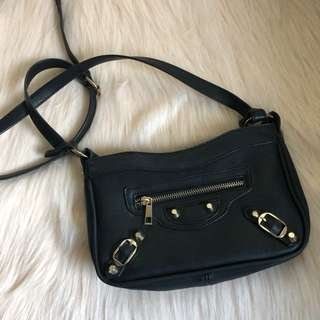 Korean balenciaga inspired bag