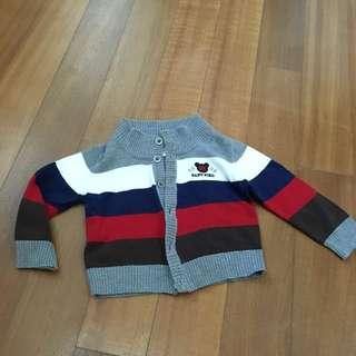 Baby Kiko sweater/ jacket