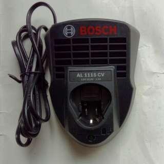 Second Hand Bosch Brand Charger: AL1115CV