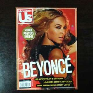 Beyoncé | Us Collector's Edition