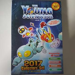 BN Young Scientists Level 4