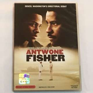 2VCD•30% OFF GREAT CNY GIFT/SALE {DVD, VCD & CD} ANTWONE FUSHER - 2VCD