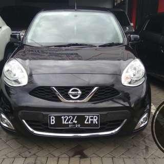 Nissan March 1.2 XS matic tahun 2014