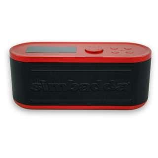 SIMBADDA 908N (BLUETOOTH, SLOT MICROSD, USB, JAM DIGITAL)