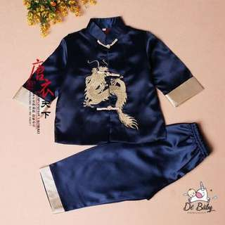 Children Chinese New Year Clothes
