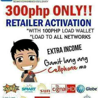 eLoading  Business (extra income)
