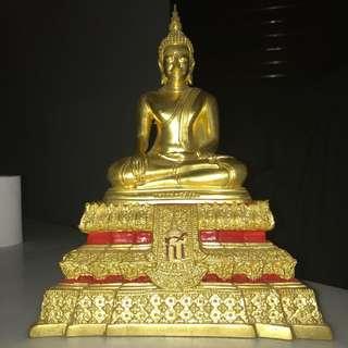 Wat rai khing bucha (7 inch base)