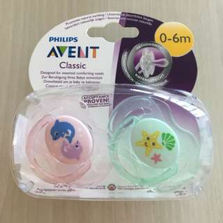 Philips Avent Pacifiers
