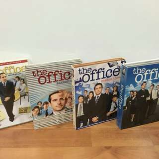 The Office & South Park DVD Boxsets