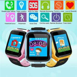 Kids watch tracker