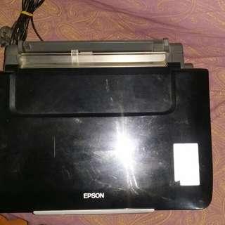 Epson Stylus TX100影印機